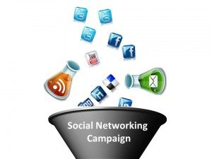 social networking campaign