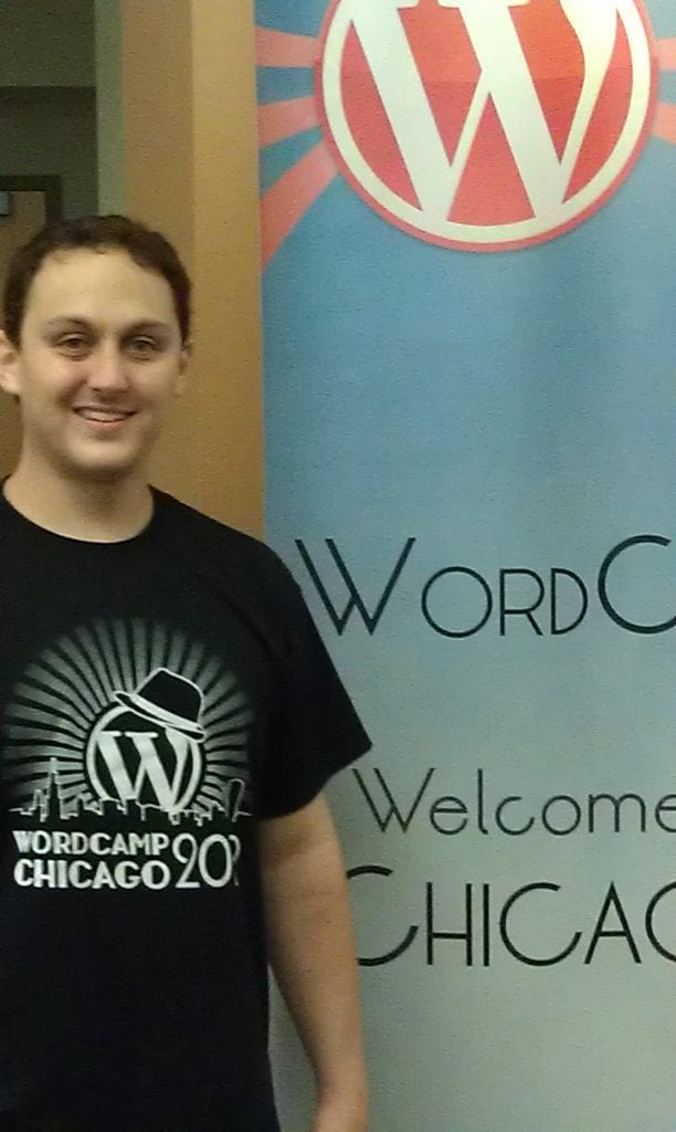 wordcamp chicago with me