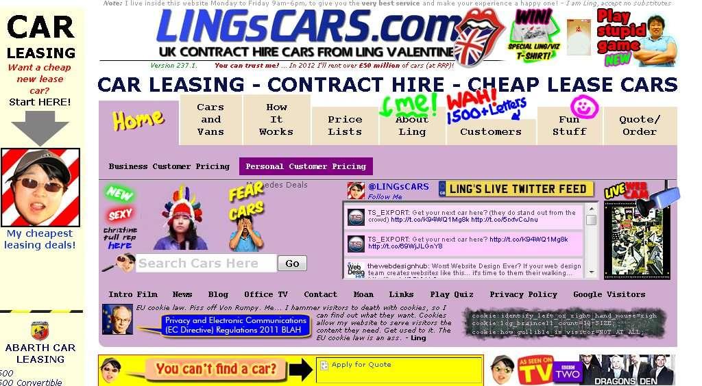 Lings Car Screenshot