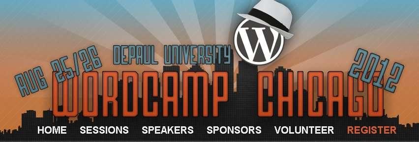 wordcamp chicago 2012