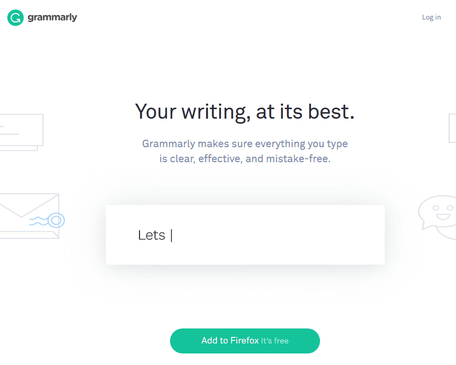Grammarly Grammar and Spelling Tool