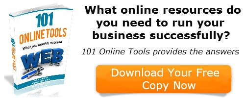 Get our free ebook 101 Online Tools