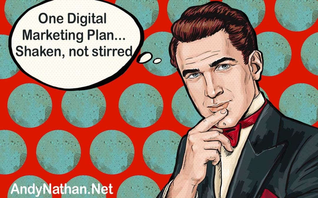 Your Digital Marketing Plan Template