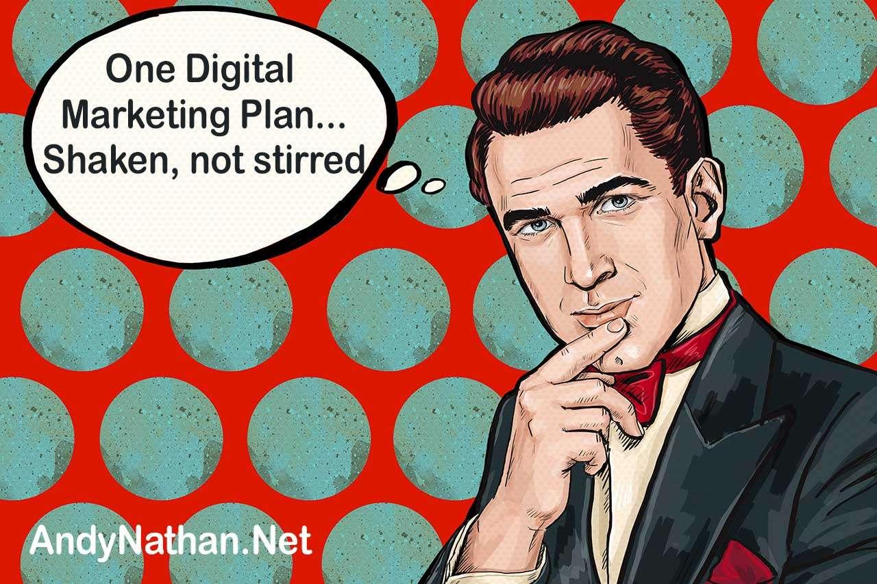 Your Digital Marketing Plan...