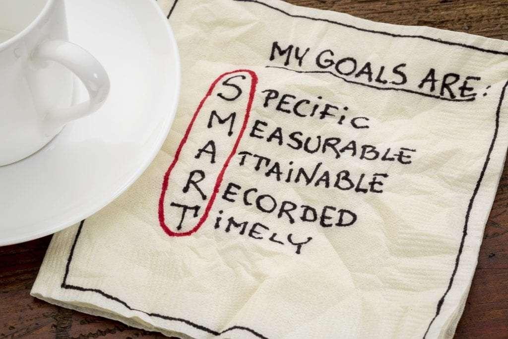 smart goals for digital marketing