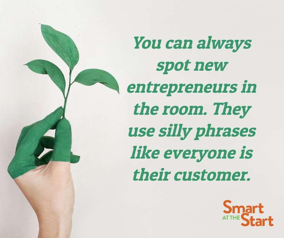 new entrepreneurs audience