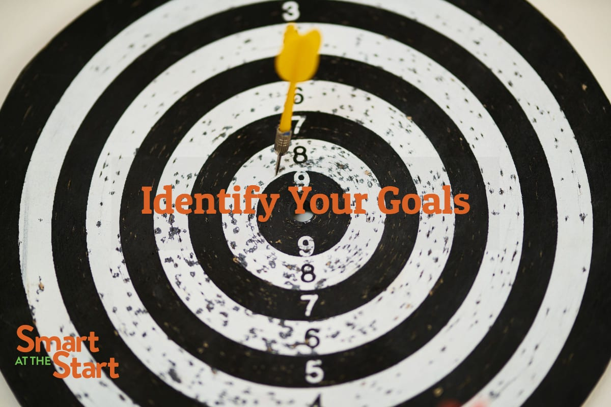 identify your goals