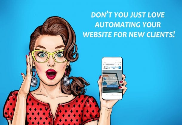 Website Automation Clients
